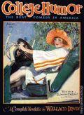 College Humor (1921-1934 Collegiate World Publishing) Vol. 13 #2