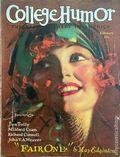 College Humor (1921-1934 Collegiate World Publishing) Vol. 13 #3