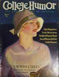 College Humor (1921-1934 Collegiate World Publishing) Vol. 13 #4