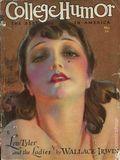 College Humor (1921-1934 Collegiate World Publishing) Vol. 14 #2