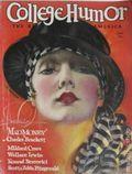 College Humor (1921-1934 Collegiate World Publishing) Vol. 14 #3