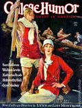 College Humor (1921-1934 Collegiate World Publishing) Vol. 14 #4