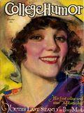 College Humor (1921-1934 Collegiate World Publishing) Vol. 15 #3