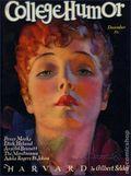 College Humor (1921-1934 Collegiate World Publishing) Vol. 16 #1