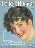 College Humor (1921-1934 Collegiate World Publishing) Vol. 16 #3
