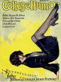 College Humor (1921-1934 Collegiate World Publishing) Vol. 16 #4