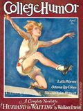 College Humor (1921-1934 Collegiate World Publishing) Vol. 17 #1