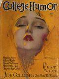 College Humor (1921-1934 Collegiate World Publishing) Vol. 17 #2