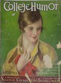 College Humor (1921-1934 Collegiate World Publishing) Vol. 17 #3