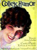 College Humor (1921-1934 Collegiate World Publishing) Vol. 17 #4
