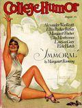 College Humor (1921-1934 Collegiate World Publishing) Vol. 18 #1