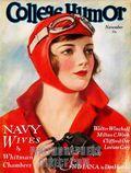 College Humor (1921-1934 Collegiate World Publishing) Vol. 18 #4