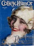College Humor (1921-1934 Collegiate World Publishing) Vol. 19 #1