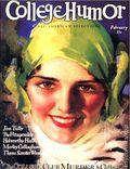 College Humor (1921-1934 Collegiate World Publishing) Vol. 19 #3