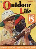 Outdoor Life (1926-1974 Godfrey Hammond) Magazine Vol. 75 #3