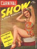 Carnival Combined with Show (1940-1942 Show Magazine) Vol. 1 #1