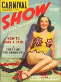 Carnival Combined with Show (1940-1942 Show Magazine) Vol. 1 #2