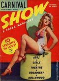 Carnival Combined with Show (1940-1942 Show Magazine) Vol. 1 #3