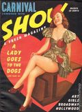 Carnival Combined with Show (1940-1942 Show Magazine) Vol. 1 #8