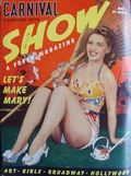 Carnival Combined with Show (1940-1942 Show Magazine) Vol. 1 #10