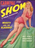 Carnival Combined with Show (1940-1942 Show Magazine) Vol. 2 #6