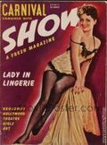 Carnival Combined with Show (1940-1942 Show Magazine) Vol. 2 #9