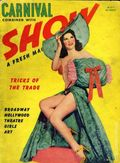 Carnival Combined with Show (1940-1942 Show Magazine) Vol. 2 #10