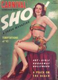 Carnival Combined with Show (1940-1942 Show Magazine) Vol. 2 #12