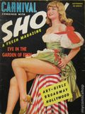Carnival Combined with Show (1940-1942 Show Magazine) Vol. 3 #2