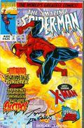 Amazing Spider-Man (1963 1st Series) 425DF.SIGNED