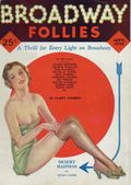 Broadway Follies (1933 White Way Publications) Vol. 1 #2
