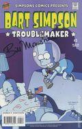 Bart Simpson Comics (2000) Autographed 3BILL