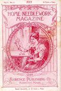 Home Needlework (1899 Florence Publishing Co) Vol. 1 #3