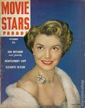 Movie Stars Parade (1940-1958 Ideal Publishing) Magazine Vol. 9 #10