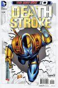 Deathstroke (2011) 0