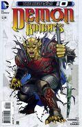 Demon Knights (2011) 0
