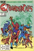 Thundercats (1985 1st Series Marvel) 1.2ND