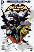 Batman and Robin (2011 2nd Series) 0