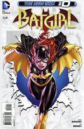 Batgirl (2011 4th Series) 0