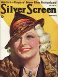 Silver Screen ( 1930 J. Fred Henry Publications) Magazine Vol. 6 #4