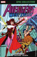 Avengers West Coast Vision Quest TPB (2020 Marvel) Epic Collection 1-1ST