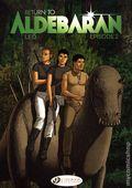Return to Aldebaran GN (2019 Cinebook) 2-1ST