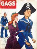 Gags Magazine (1941 Triangle Publications) Vol. 3 #2