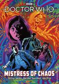 Doctor Who Mistress of Chaos TPB (2020 Panini) 1-1ST