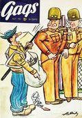 Gags Magazine (1941 Triangle Publications) Vol. 10 #7