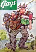 Gags Magazine (1941 Triangle Publications) Vol. 10 #8
