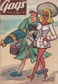 Gags Magazine (1941 Triangle Publications) Vol. 10 #9
