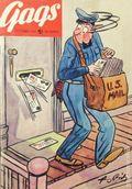 Gags Magazine (1941 Triangle Publications) Vol. 10 #10