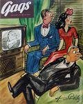 Gags Magazine (1941 Triangle Publications) Vol. 8 #3