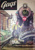 Gags Magazine (1941 Triangle Publications) Vol. 9 #5